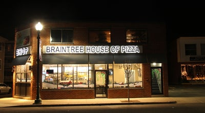 Photo of Pizza Place Braintree House of Pizza at 958 Washington St., Weymouth, MA 02188, United States