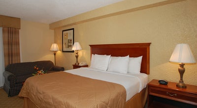 Photo of Hotel Clarion Hotel at 2600 N Aspen Ave, Broken Arrow, OK 74012, United States