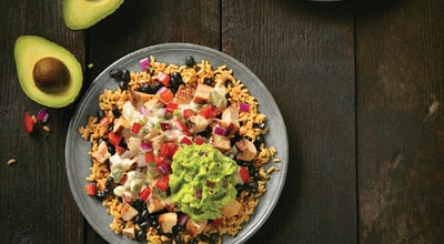 Photo of Mexican Restaurant Qdoba Mexican Eats at 430 N Rock Road, Wichita, KS 67206, United States