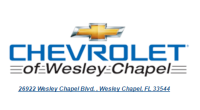 Photo of Car Dealership Chevrolet of Wesley Chapel at 26922 Wesley Chapel Blvd, Wesley Chapel, FL 33544, United States