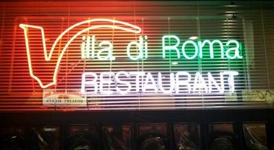 Photo of Restaurant Villa di Roma at 936 S 9th St, Philadelphia, PA 19147, United States