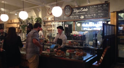 Photo of Coffee Shop Toby's Estate Coffee at 81 E 45th St, New York, NY 10169, United States