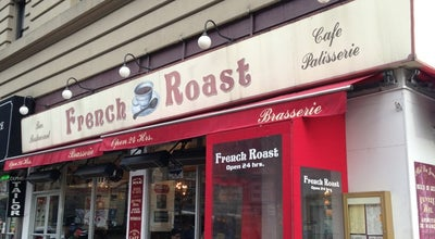 Photo of French Restaurant French Roast at 2340 Broadway, New York, NY 10024, United States