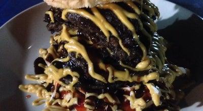Photo of Burger Joint Burger Powwer at Jalan Haji Jaib, Muar 84000, Malaysia