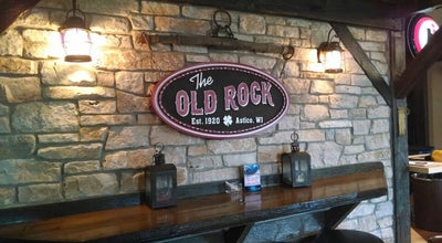 Photo of American Restaurant The Old Rock at Astico, WI, United States
