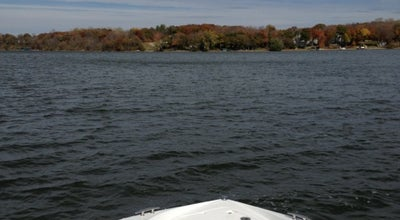 Photo of Lake West Arm Bay, Lake Minnetonka at Mound, MN, United States