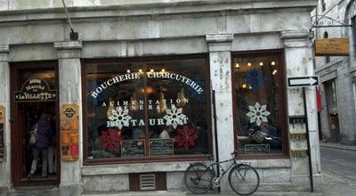 Photo of French Restaurant Marche de la Villette at 324 Rue St.-paul Ouest, Montreal H2Y 2A3, Canada