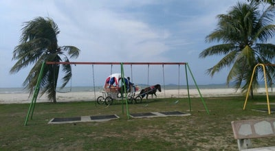 Photo of Beach Dataran Pulau at Malaysia