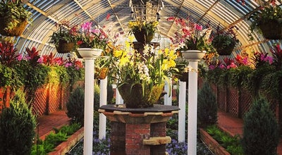 Photo of Historic Site Phipps Conservatory at 700 Frank Curto Dr, Pittsburgh, PA 15213, United States