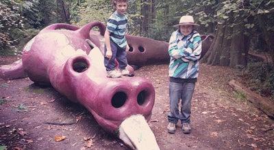 Photo of Playground Deane's Childrens Park at 5500 Island Crest Way, Mercer Island, WA 98040, United States