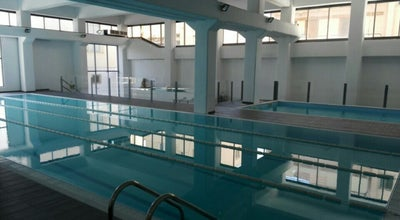 Photo of Pool Hall Aqua Swimming Center at M.alexandrou 67, Peristeri, Greece