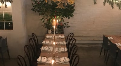 Photo of Thai Restaurant Pinto Garden at 117 W 10th St, New York, NY 10011, United States