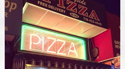 Photo of Italian Restaurant Sunnyside Pizza at 4001 Queens Blvd, Sunnyside, NY 11104, United States