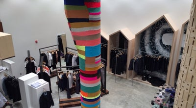Photo of Tourist Attraction Dover Street Market at 160 Lexington Ave, New York, NY 10016, United States