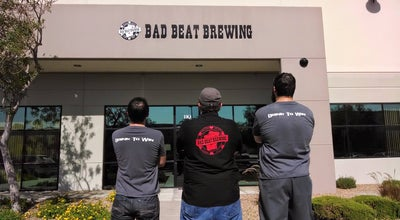 Photo of Tourist Attraction Bad Beat Brewing at 7380 Eastgate Rd, Henderson, NV 89011, United States