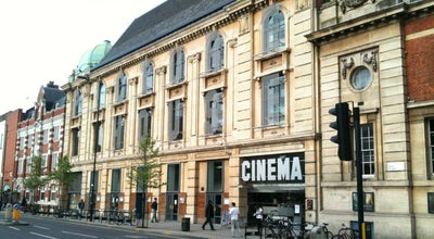 Photo of Cafe Hackney Picturehouse at 270 Mare Street, London E8 1HE, United Kingdom