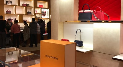 Photo of Clothing Store Louis Vuitton at Houston Galleria --5115 Westheimer Road, Houston, TX 77056, United States