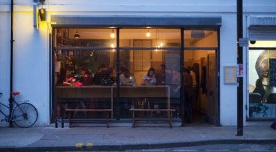 Photo of Restaurant Peckham Refreshment Rooms at 12-16 Blenheim Grove, Peckham SE15 4QL, United Kingdom
