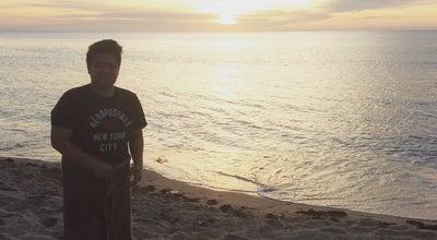 Photo of Beach Blue Horizon at San Fernando, La Union, La Union, Philippines