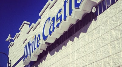 Photo of Fast Food Restaurant White Castle at 7380 Olive Boulevard, University City, MO 63130, United States