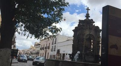 Photo of Historic Site Fuente De Los Conquistadores at Zacatecas, Mexico