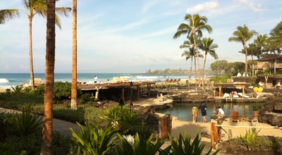 Photo of Hotel Four Seasons Resort Hualalai at 72-100 Kaupulehu Dr, Kailua Kona, HI 96740, United States