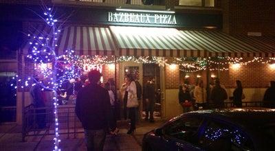 Photo of Italian Restaurant Bazbeaux Pizza at 334 Massachusetts Ave, Indianapolis, IN 46204, United States