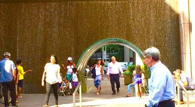 Photo of Plaza Waterfall @ 1221 Plaza at E 106th St, New York, NY 10019, United States