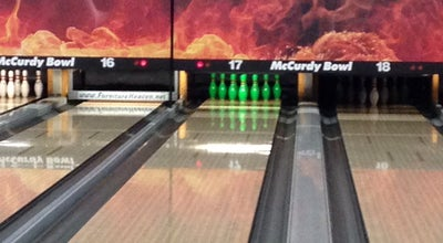 Photo of Bowling Alley McCurdy Bowling Centre at 948 Mccurdy Road, Kelowna, BC V1X 2P7, Canada