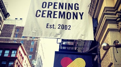 Photo of Other Venue Opening Ceremony at 35 Howard St, New York, NY 10013, United States