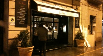 Photo of Mediterranean Restaurant La Rita at Aragon, 279, Barcelona 08007, Spain