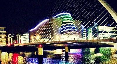 Photo of Tourist Attraction Convention Centre Dublin at Dublin, Ireland