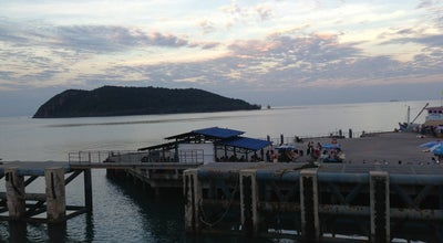 Photo of Pier Thong Sala Pier at Thongsala, Koh Phangan 84280, Thailand