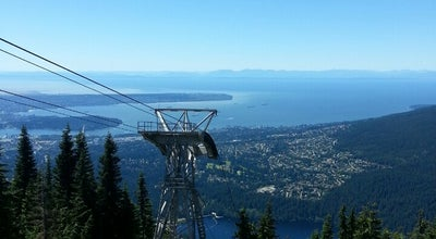 Photo of Trail Top of Grouse Grind at 6400 Nancy Greene Way, North Vancouver, Ca, Canada
