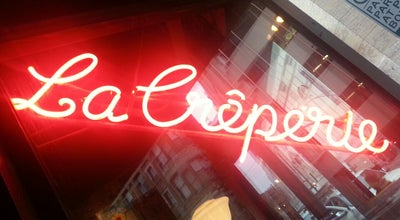 Photo of French Restaurant La Creperie at 2845 North Clark St, Chicago, IL 60614, United States