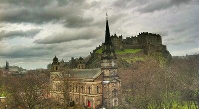 Photo of City Edinburgh at Edinburgh, United Kingdom