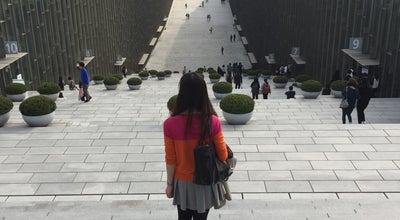 Photo of University 이화여자대학교 디자인대학원 (Ewha Women's University Graduate School of Design) at 대현동 이화여대길 52 조형예술대학교 B동, 서대문구, South Korea