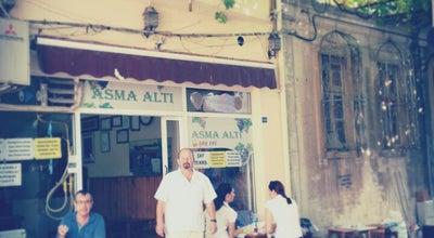 Photo of Turkish Restaurant Asma Alti Cay Evi at Fevzipaşa Mahallesi, Tıflı Sokak No: 10/a, Canakkale 17100, Turkey