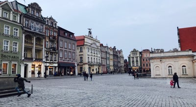 Photo of Plaza Poznan Old Town at Old Town, Poland 61-772, Poland