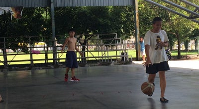 Photo of Basketball Court Kampar Old Town Basketball Court at Malaysia