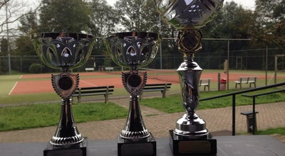 Photo of Tennis Court Tennisvereniging Elden at Dokter H.j. Jagerstraat 80, Arnhem 6842 BZ, Netherlands
