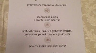 Photo of Restaurant Pr' Danilu at Reteče 48, Škofja loka 4220, Slovenia
