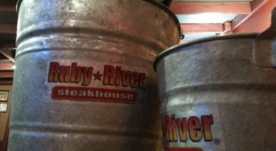 Photo of American Restaurant Ruby River at 1454 S University Ave, Provo, UT 84601, United States
