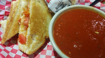 Photo of American Restaurant Tom+Chee at 1200 Ernest W Barrett Pkwy Nw Ste 206, Kennesaw, GA 30144, United States