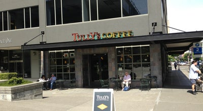 Photo of Coffee Shop Tully's Coffee at 2003 Western Ave, Seattle, WA 98121, United States