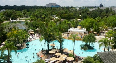 Photo of Hotel Loews Royal Pacific Resort at Universal Orlando at 6300 Hollywood Way, Orlando, FL 32819, United States