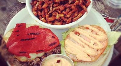 Photo of Burger Joint BQM Burger at 210 Ossington, Toronto, ON m6j2z9, Canada