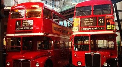 Photo of History Museum London Transport Museum at Covent Garden Piazza, Covent Garden WC2E 7BB, United Kingdom