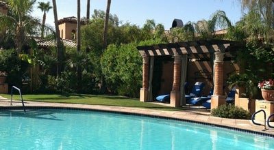 Photo of Hotel Pool Royal Palms Pool and Cabana at 5200 E Camelback Rd, Phoenix, AZ 85018, United States