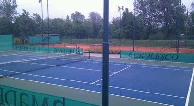 Photo of Tennis Court Tennis academy Breskvar at Tesovnikova 74c, Ljubljana 1000, Slovenia